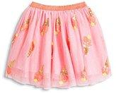 Esprit Girl's mit Glitzerpailetten - Skirt -