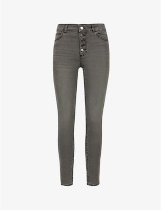 Claudie Pierlot Philomenebis high-rise slim-fit jeans
