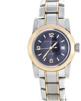 "Girard Perregaux Girard-Perregaux ""F"" GP8039056 18K Gold Bezel Automatic Women's Watch"