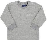 Jimmy Bravo Crewneck Sweater-GREY