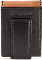Johnston & Murphy Men's Front Pocket Wallet
