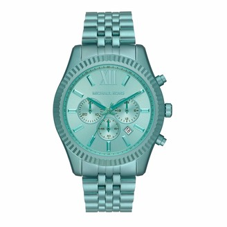 Michael Kors Men's Quartz Watch with Metal Strap