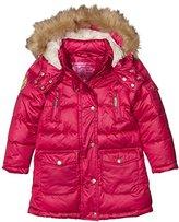 Pampolina Girl's Jacke Mit Abnehmbarer Kapuze Jacket