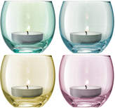 LSA International Polka Assorted Tealight Holders