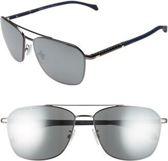 HUGO BOSS 1103/F/S 62mm Navigator Sunglasses