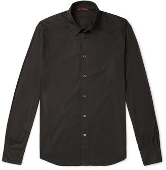 Barena Slim-Fit Cotton-Twill Shirt