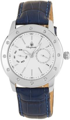 Burgmeister Women's Analogue Quartz Watch with Leather Strap BM807-183