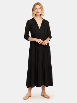 Honorine Long Giselle Maxi Dress
