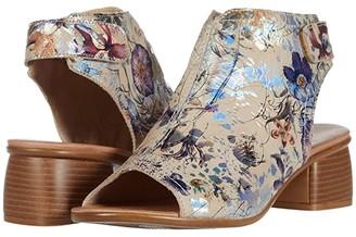 Rieker R8770-01 (Nude/Metallic) Women's Shoes