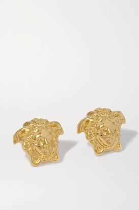 Versace Gold-tone Earrings