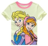Ladouby Girls boys 9 colors polos shirts children's back to school style 3-8 years kids