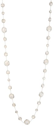 Ippolita Lollipop Long Lollitini Sterling Silver, Mother-Of-Pearl & Doublet Necklace