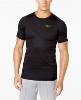 Nike Men's Hydro Dri-FIT Printed Rash Guard