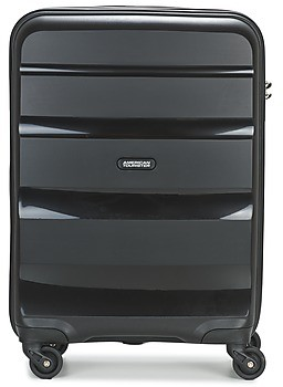 American Tourister BON AIR 55CM 4R women's Hard Suitcase in Black