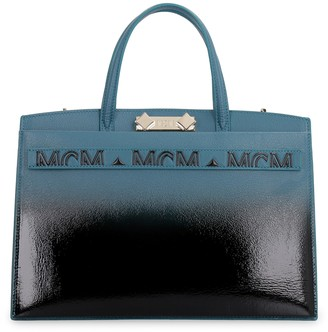 MCM Milano Leather Bag