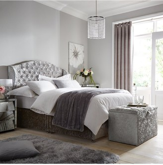 Airsprung Luxe Collection From Marilyn 1000 Memory Divan with Storage Options - Headboard Included