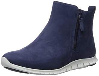 Cole Haan Women's Zerogrand Side Zip Bootie Waterproof Ankle Boot