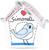 Simonetta Bird cage shoulder bag