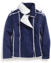 Tommy Hilfiger Fleece Epaulette Jacket