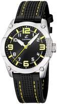 Calypso Women's K5205/4 Correa Deportivo Dial Yellow Accents Watch