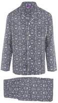 Liberty London Lodden Long Tana Lawn Cotton Pyjama Set