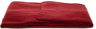 Once Milano - Lightweight Cashmere Blanket - Red