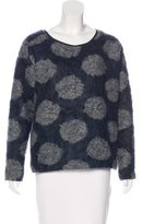Jeremy Laing Mohair-Blend Textured Sweater