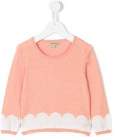 Hucklebones London - intarsia jumper - kids - Cotton/Cashmere - 2 yrs