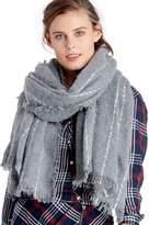 Sole Society Pinstripe Blanket Scarf