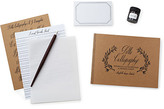 Chronicle Books Belle Calligraphy Kit