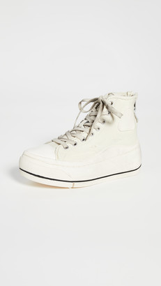 R 13 High Top Sneakers