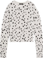Equipment Ryder printed cashmere sweater
