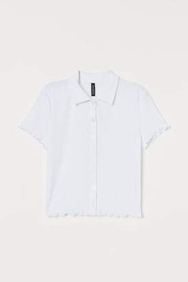 H&M Collared top