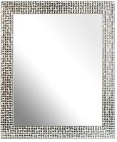 Inov-8 Inov8 10 x 8-Inch British Made Traditional Mirror Frame, Mosaic Silver