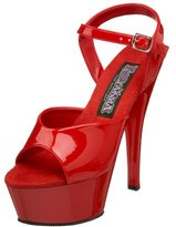 Funtasma by Pleaser Women's Juliet-209 Platform Sandal