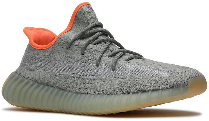 Adidas Yeezy Boost 350 V2 'Desert Sage' Sneaker - Fx9035