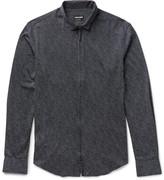 Giorgio Armani - Printed Cotton Shirt