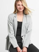 TENCEL twill blazer