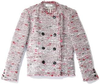 Etoile Isabel Marant Jorson Jacket in Red
