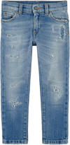 Dolce & Gabbana Boy slim fit jeans