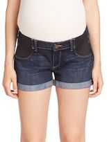 Paige Jimmy Jimmy Boyfriend Denim Shorts
