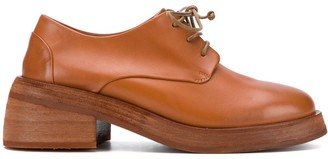 Marsèll Chunky Sole Round Toe Brogues