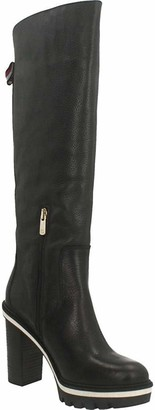Tommy Hilfiger Women's Fun Outdoor Longboot High Boots