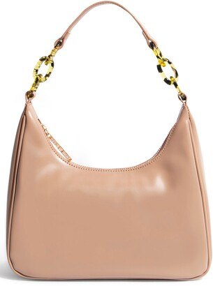 House of Want Newbie Vegan Leather Shoulder Bag