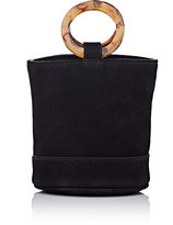 Simon Miller Women's Bonsai Bucket Bag-BLACK