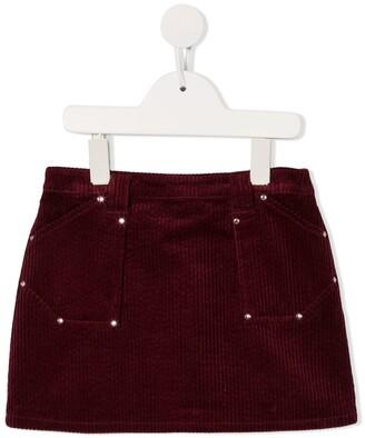 Velveteen Rhea skirt