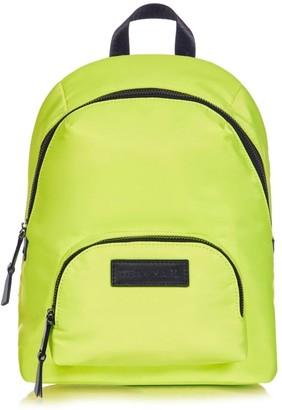 Tiba + Marl Logo Patch Backpack