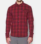 Under Armour Men's UA Victor Plaid Long Sleeve