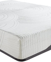 "Sleep Trends Orvil Queen 12"" Classic Gel Memory Foam Cushion Firm Tight Top Mattress, Quick Ship, Mattress in a Box"