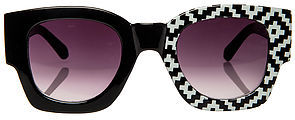 *MKL Accessories The Puzzle Piece Sunglasses